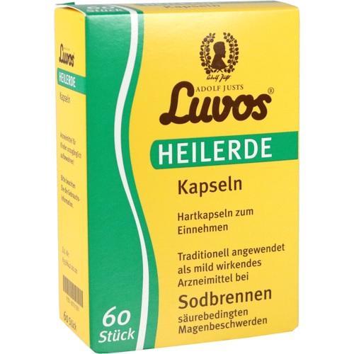 LUVOS Heilerde Kapseln