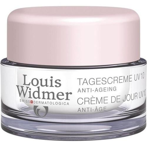WIDMER Tagescreme UV10 leicht parfümiert