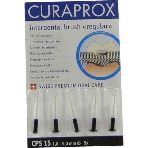 CURAPROX CPS 15 Interdentalb.1,8-5 mm