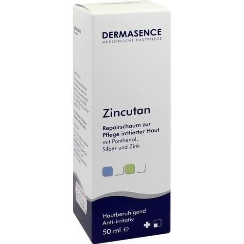 DERMASENCE Zincutan Schaum