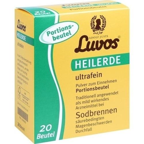 LUVOS Heilerde ultrafein Portionsbeutel