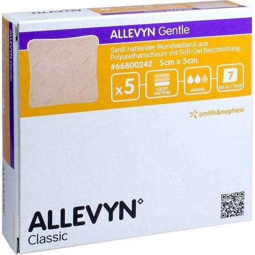 ALLEVYN Gentle 5x5 cm Schaumverb.