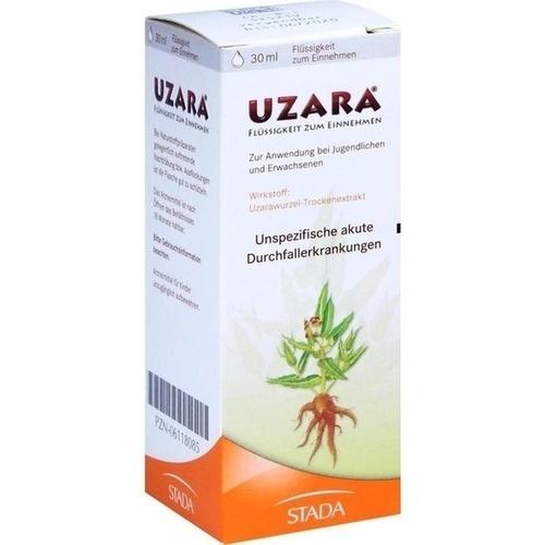 UZARA 40 mg/ml Lösung z.Einnehmen