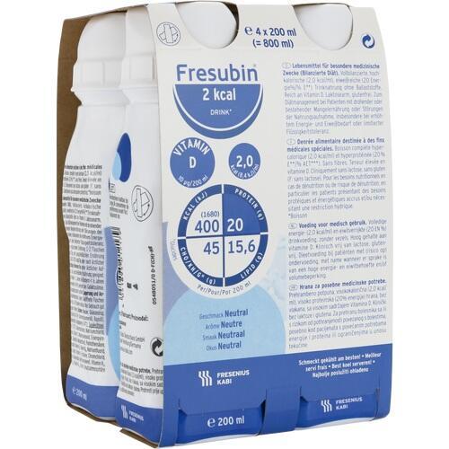 FRESUBIN 2 kcal DRINK Neutral Trinkflasche