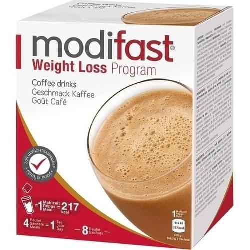 MODIFAST Programm Drink Kaffee Pulver