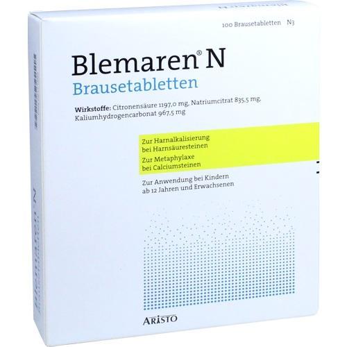BLEMAREN N tablete efervescente