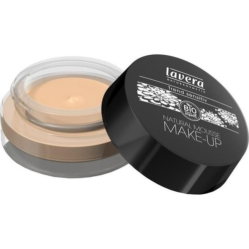 LAVERA Trend sensitiv Natural Mousse Make-up 02 ivory