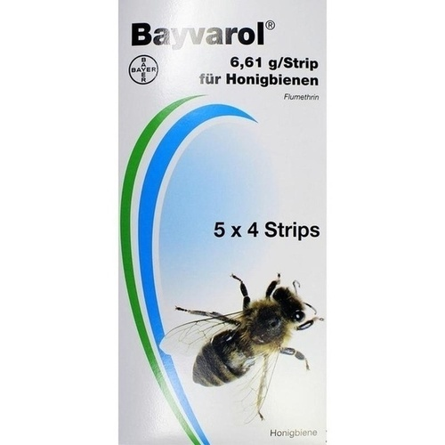BAYVAROL Strips f.Bienen