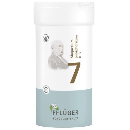 BIOCHEMIE Pflüger 7 Magnesium phosphoricum D 6 Tab