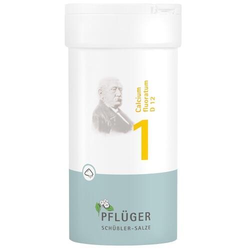 BIOCHEMIE Pflüger 1 Calcium fluoratum D 12 Pulver