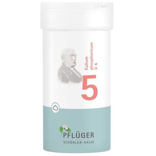 BIOCHEMIE Pflüger 5 Kalium phosphoricum D 6 Pulver