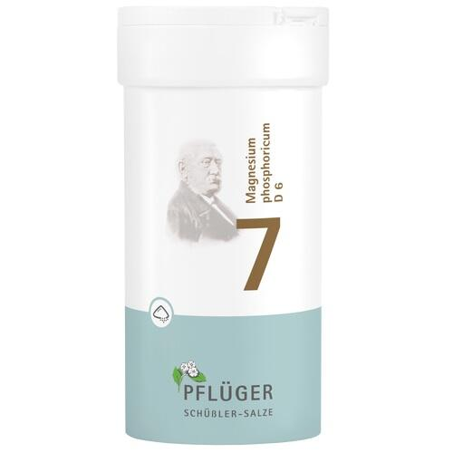 BIOCHEMIE Pflüger 7 Magnesium phosphoricum D 6 Plv