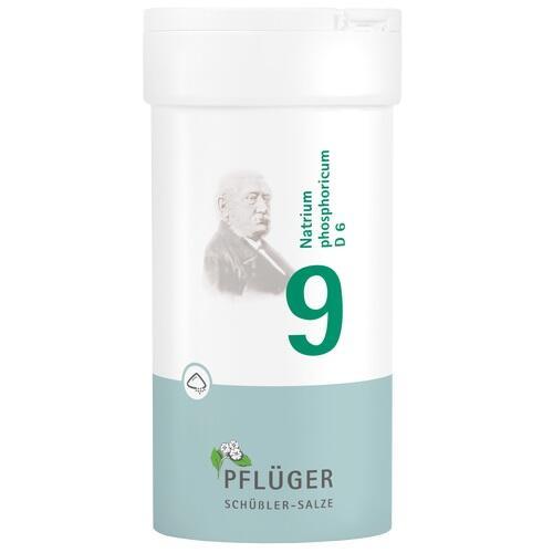 BIOCHEMIE Pflüger 9 Natrium phosphoricum D 6 Pulv.