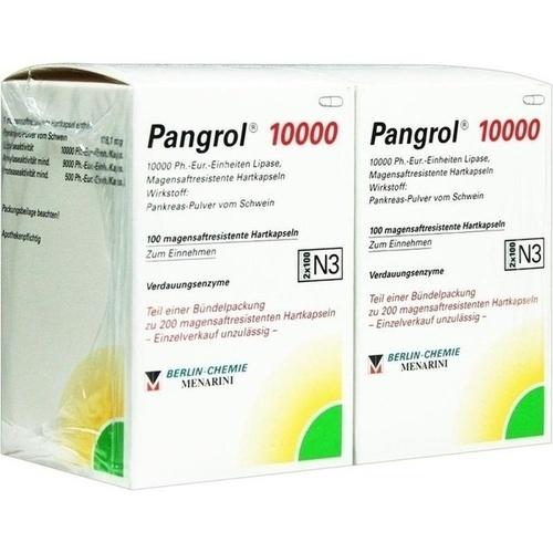 PANGROL 10.000 Hartkps.m.magensaftr.überz.Pell.