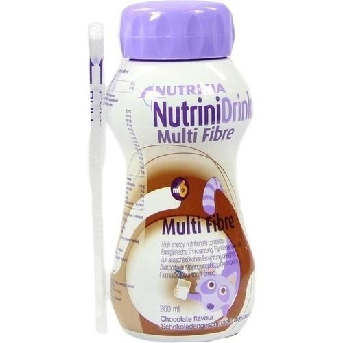 NUTRINIDRINK MultiFibre Schokaladengeschmack