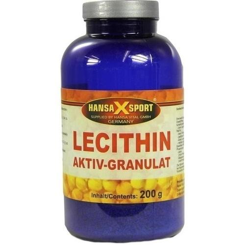 LECITHIN GRANULAT Hansa Vital 200 g