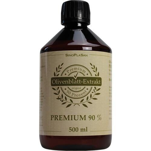 OLIVENBLATT-Extrakt Premium 90%