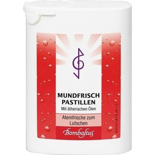 MUNDFRISCH Pastillen