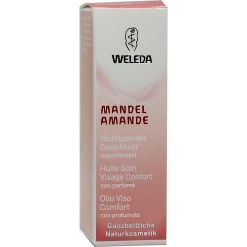 WELEDA Mandel wohltuendes Gesichtsöl 10 ml