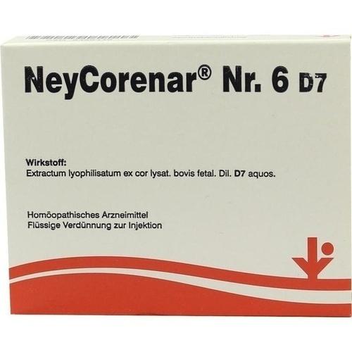 NEYCORENAR Nr.6 D7 Ampullen
