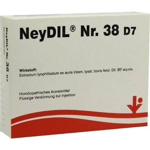NEYDIL Nr.38 D7 Ampullen