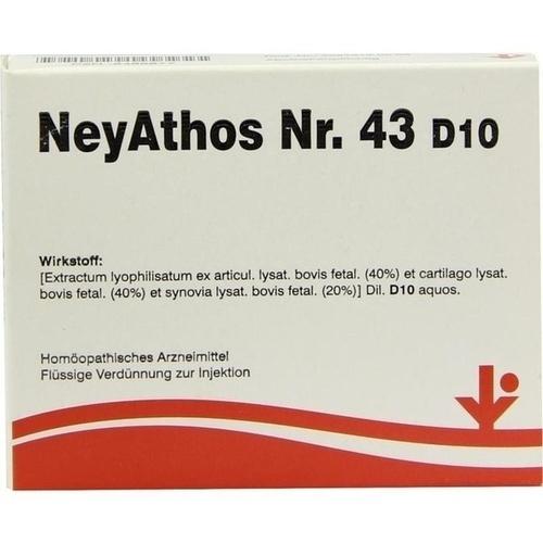 NEYATHOS Nr.43 D10 Ampullen