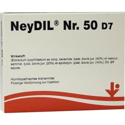 NEYDIL Nr.50 D7 Ampullen