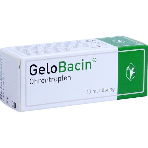 GELOBACIN Ohrentropfen