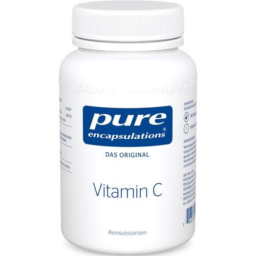 PURE ENCAPSULATIONS Vitamin C Kapseln