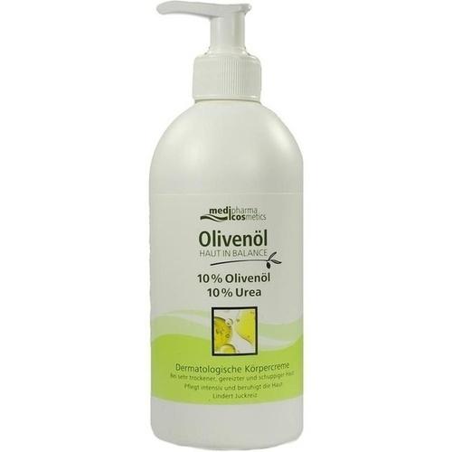 HAUT IN BALANCE Olivenöl Derm.Körpercreme 10%