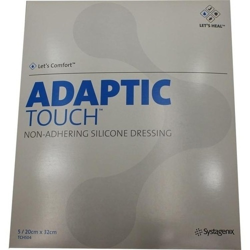 ADAPTIC Touch 20x32 cm nichthaft.Sil.Wundauflage