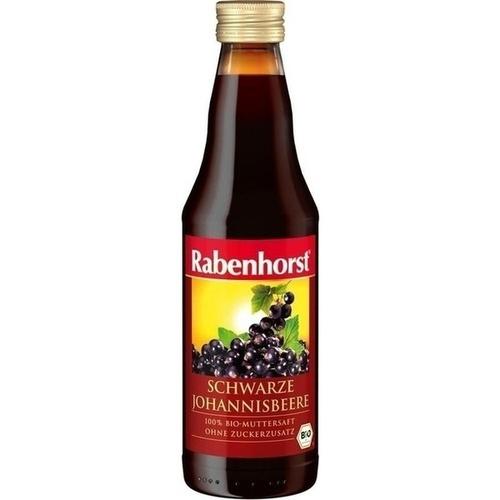 RABENHORST schwarzer Johannisbeer Bio Muttersaft