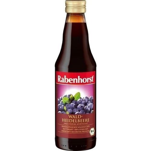 RABENHORST Heidelbeer Bio Muttersaft