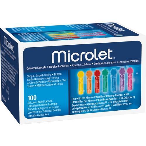 MICROLET Lanzetten