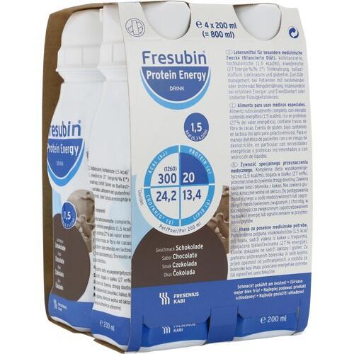 FRESUBIN PROTEIN Energy DRINK Schokol.Trinkfl.