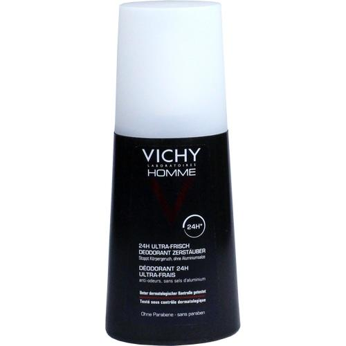 vichy homme deo zerst uber 100 ml pour homme vichy. Black Bedroom Furniture Sets. Home Design Ideas