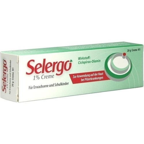 SELERGO 1% Creme