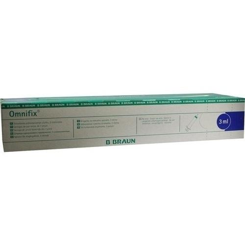OMNIFIX Solo Spr.3 ml Luer latexfrei