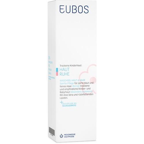 EUBOS Haut Ruhe Waschgel
