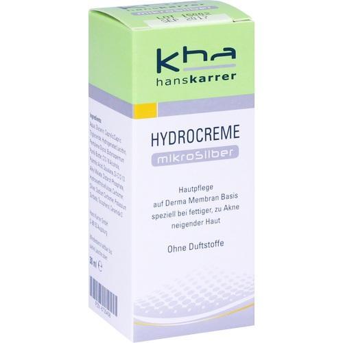 HANS KARRER Hydrocreme MikroSilber