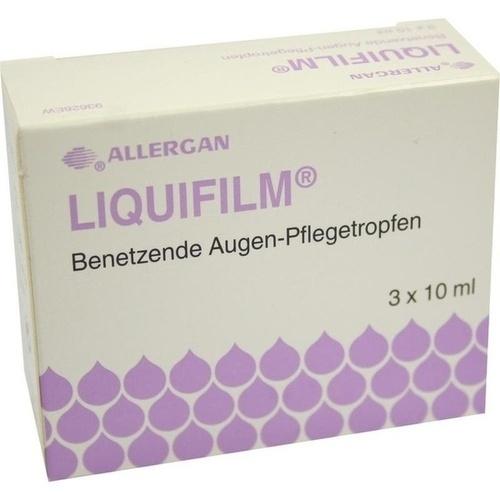 LIQUIFILM Benetzende Augen Pflegetropfen