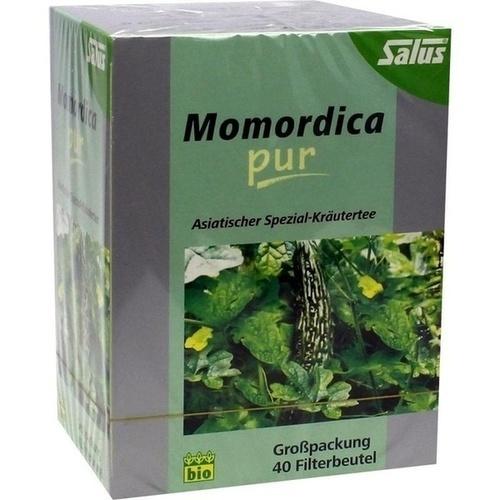 MOMORDICA PUR asiatischer Kräutertee Bio Salus