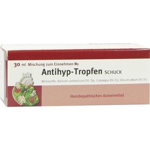 ANTIHYP Tropfen Schuck
