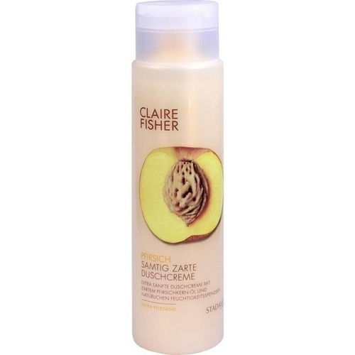 CLAIRE FISHER Nat.Classic Pfirsich Duschcreme N