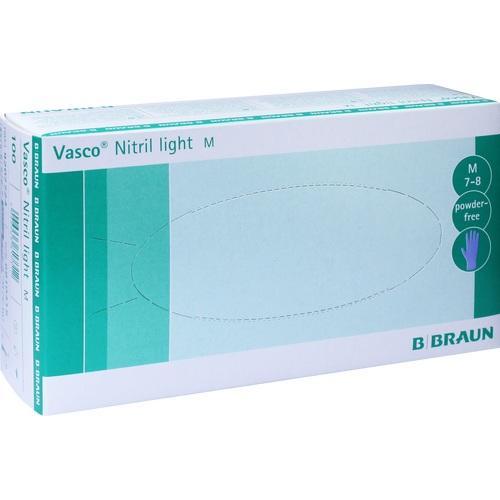 VASCO Nitril light Untersuchungshandschuhe Gr.M