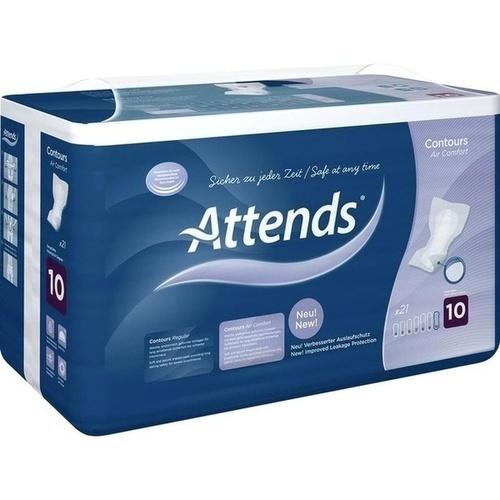 ATTENDS Contours Air Comfort 10