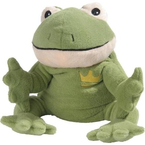 WÄRME STOFFTIER Frosch Willi grün 1 St 01073