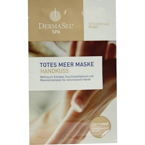 DERMASEL Maske Handkuss SPA