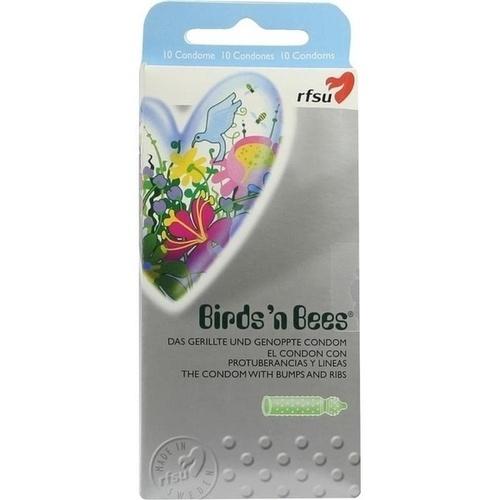 BIRDS N BEES RFSU Condom 10 St