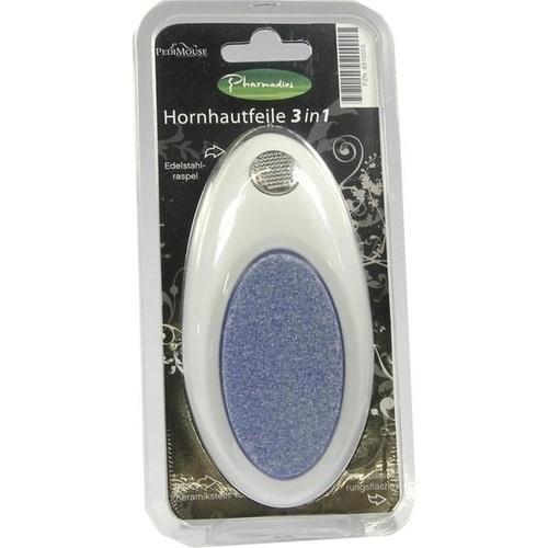 PHARMADIES Hornhautfeile 3in1 1 St